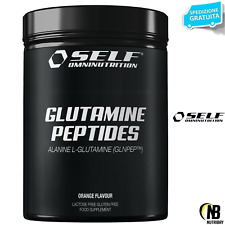 Self Glutamine Peptides 300 gr Pura Glutammina Peptide in Polvere