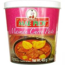 Authentic Thai Masman / Masaman / Mussaman curry paste by Mae Ploy * UK Seller *