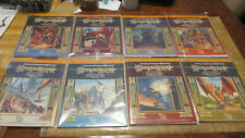 Advanced Dungeons & Dragons Dragonlance modules DL 1-15 DLEDLS DLA free shipping