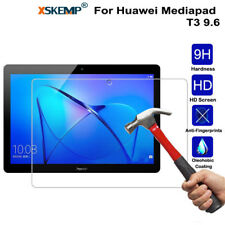 Genuine Tempered Glass Screen Protector Cover For Various Huawei Mediapad Tablet