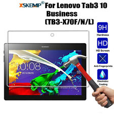 Genuine Clear Tempered Glass Film Screen Protector For Various Lenovo/Pad Tablet