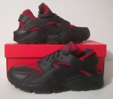 Nike Air Huarache Red/Black/Anthracite Men's Trainers Sizes 9 & 10 UK 318429 607