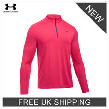 **UNDER ARMOUR PLAYOFF 1/4 ZIP GOLF PULLOVER - FREE UK DELIVERY**