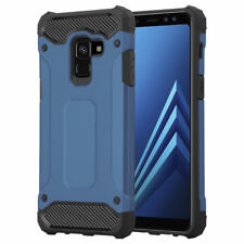 For Samsung Galaxy A8 Case, Impact Heavy Duty Tough Dual Layer Shockproof Cover