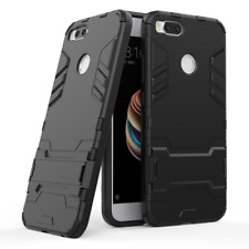 Case Cover For Xiaomi Mi A1 (5X) -Slim Fit Hybrid Armor Shockproof KICKSTAND