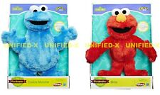 The Furchester Hotel Sesame Street ELMO/COOKIE MONSTER plush toy