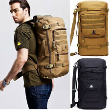 Waterproof Sports Backpack Bag Camping Travel Military Tactical Pack Outdoor New