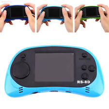 RS-8D 2.5'' LCD 8 Bit Built-in 260 Classic Games Handheld Video Game Console