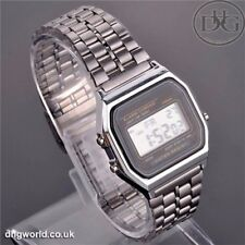 Balight Retro Style Electronic Digital Mens Watch - 3Bar (30m) Water Resistance