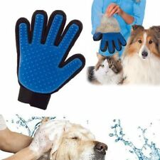 Pet Hair Glove Brush Comb For Dog Cat Pet Silicon Grooming Cleaning Massage Tool