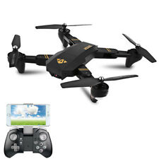 Hobby Drone w/Altitude Hold & Return to Home-VISUO XS809HW-FPV Wide Angle Camera