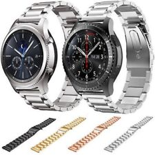 Stainless Steel Strap Wrist Band Bracelet Samsung Gear S3 Classic/Frontier L101