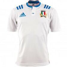FIR A JSY M BLC - Maillot Rugby Italie Homme Adidas