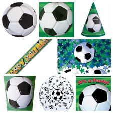 Boys Football Party Supplies Decorations - Plates,Cups,Napkins,Banners,Balloons
