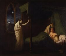 William Margaret From Percys Reliques Ancient English Poetry Joseph Wright Derby