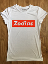ZODIAC Womens T-shirt - CRIME - HORROR -  SERIAL KILLER - CREEPY - Brand New