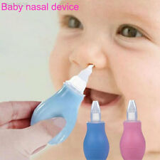 Nasal Aspirator Vacuum Sucker Silicone Baby Nose Mucus Snot Cleaner Pump A86A