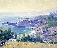 Art Photo Print - Laguna Coast - Guy Rose 1867 1925