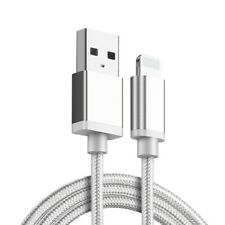 For Apple iPhone X 8 7 6 OEM Lightning USB Charger Cable Charging Genuine
