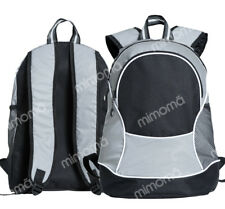 ZAINO RIFLETTENTE ZAINETTO BORSA ALTA VISIBILITA CLIQUE BASIC BACKPACK REFLECTIV