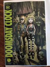 Doomsday Clock #6 (of 12) FC 32 pgs Variant Covers