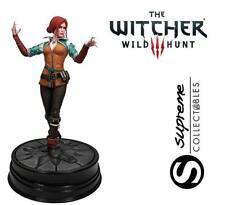 "THE WITCHER 3 WILD HUNT TRISS DELUXE 8"" STATUE FIGURE DARK HORSE - NEW IN STOCK"