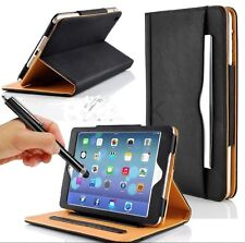 Cover custodia magnetica libro in pelle per Apple Ipad 2 3 4 air pro + pellicola