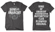 Sons Of Anarchy Motorcycle Club Official Licensed Men's T-Shirt S-XXL Sizes