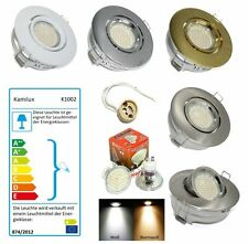 Soffitto Incasso Faretto Montatura Mic Incl. GU10 230volt SMD Led 3 Watt = 25