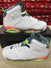 Nike Air Jordan 6 Retro Bg Zapatillas Hi Top 384665 114 Zapatillas