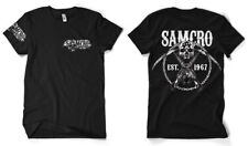 Sons of Anarchy - SAMCRO Chain Official Licensed Men's T-Shirt S-XXL Black
