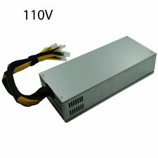 2000W Mining Power Supply For Single Way Antminer S7 / S9 / L3+ / D3 / A4 TP1