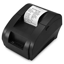 USB Bluetooth Thermal Receipt Printer Machine with USB Port for Android iOS
