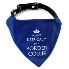 I'm A Border Collie Bandana   Collar necktie   Gift for dogs puppies & owners