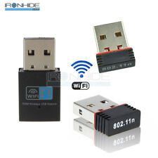 Mini USB 150/300Mbps WiFi Wireless Adapter Dongle Netzwork LAN Card 802.11n/g/b