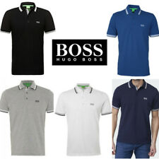 HUGO BOSS SHORT SLEEVE MEN'S POLO SHIRT NEW WITH TAG Regular Fit !!SUMMER SALE!!