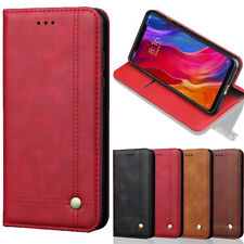 Wallet PU Leather Case Cover Stand Card Holder For Xiaomi 8SE Redmi Note 5Pro 6X