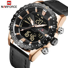 Luxury Brand NAVIFORCE Sport Military Watches Men's Analog Digital Gifts For Him