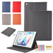 Luxury PU Leather Wallet Smart Stand Case Cover For iPad 6th Gen Air 2 Pro Mini