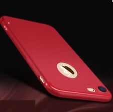 Case Cover For  iPhone X 6 7 Plus  Luxury Ultra Thin Slim Silicone TPU Soft