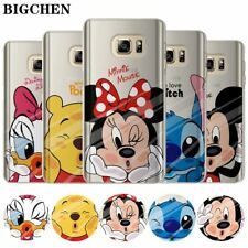 Disney Themed Samsung Galaxy Phone Cases (S6, S7, S8, S9)  Mickey / Minnie Mouse