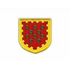 Greater Manchester coat of arms-shield Embroidered PATCH/BADGE