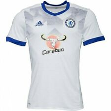 Chelsea Homme Maillot Football Blanc Adidas