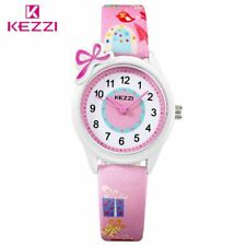 Kids Children Fashion Watch Quartz Analog Cartoon Girls Women Gifts For Her Lady