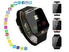 DZ09 2018 Smart Watch Bluetooth Phone & Camera For Apple & Android Compatible UK