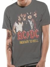 Acdc Highway To Hell H2H Picture Unisex Dimensioni: M,L,XL,XXL Nuovo