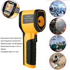 Hti High Quality HT-175 Portable Handheld Infrared IR Thermal Imaging Digit G4N7
