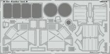 EDP36327 - Eduard Photoetch 1:35 - Panther Ausf D (Tamiya)