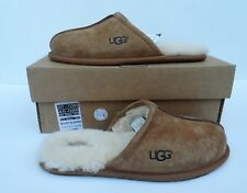 UGG Scuff Slippers Men's Chestnut Sizes 7 & 9 UK Model 1101111