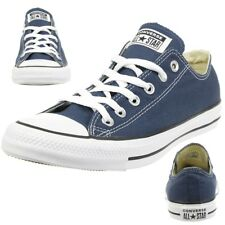Converse All Star Ox Chuck Zapatillas Lona Azul Marino M9697C